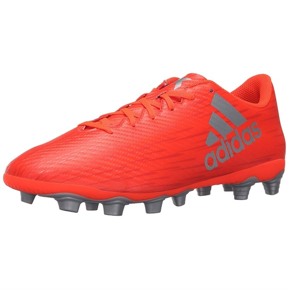 adidas Other - Adidas Mens Performance Soccer Shoes Red Silver